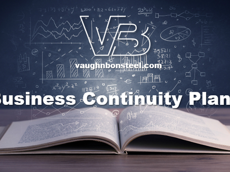 Business Continuity Plans
