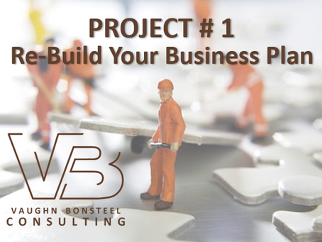 Project #1 (Re)Build Your Business Plan