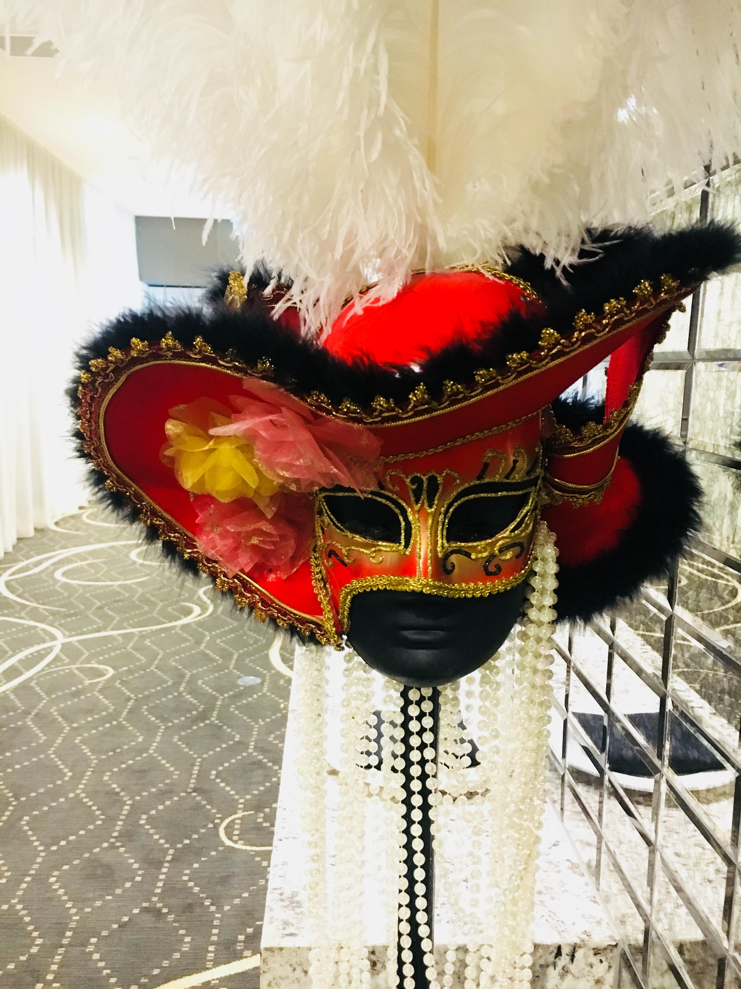 Masquerade-Theme