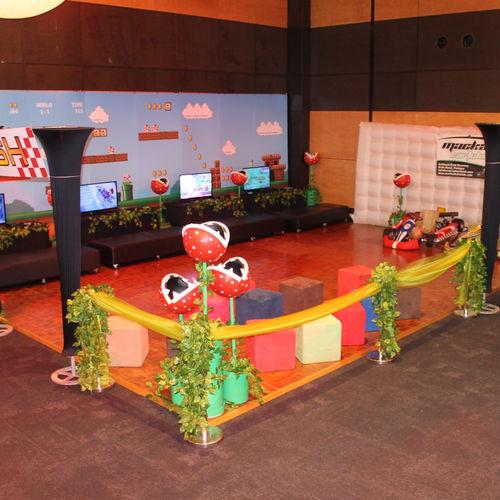 Custom Mario Brother Set Design
