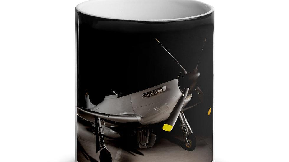 Glossy Thunder Mustang Magic Mug