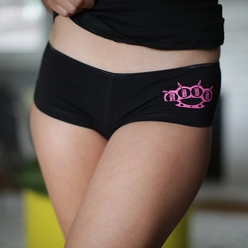 RUDA Boy Shorts