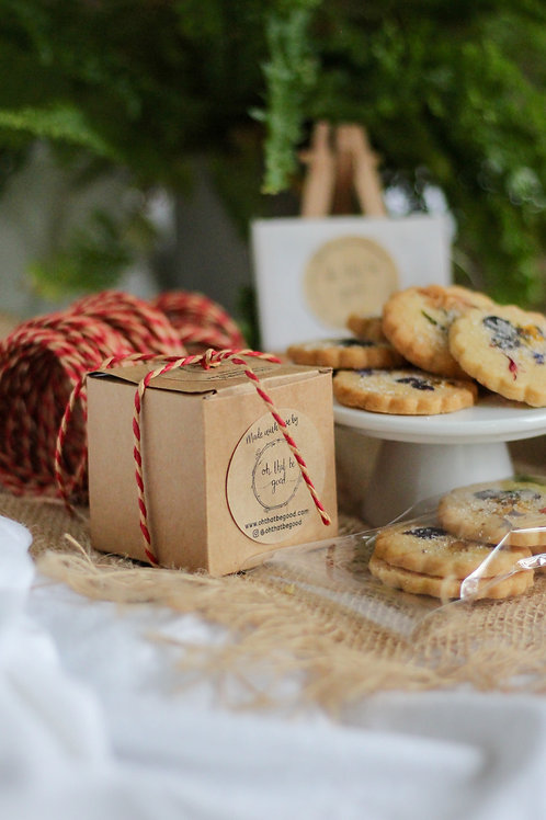 Stocking Fillers -  A Pocketful of Biscuits