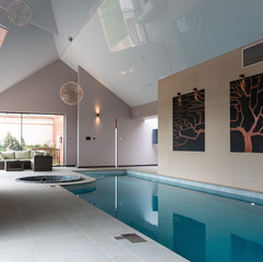 Indoor Swimming Pool Extension