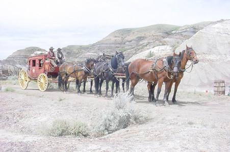 Stagecoach Work