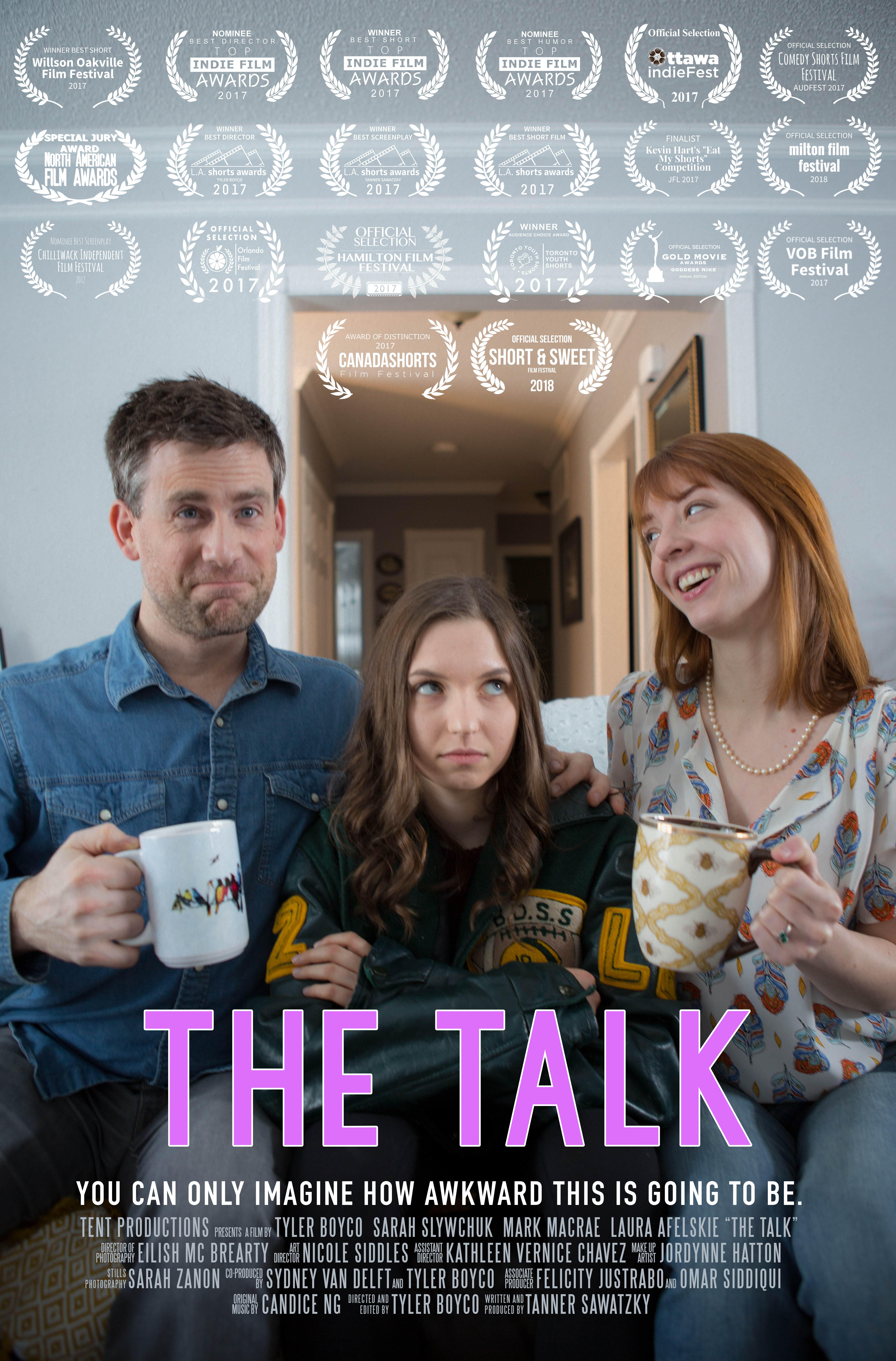 """""""The Talk"""" 2017"""