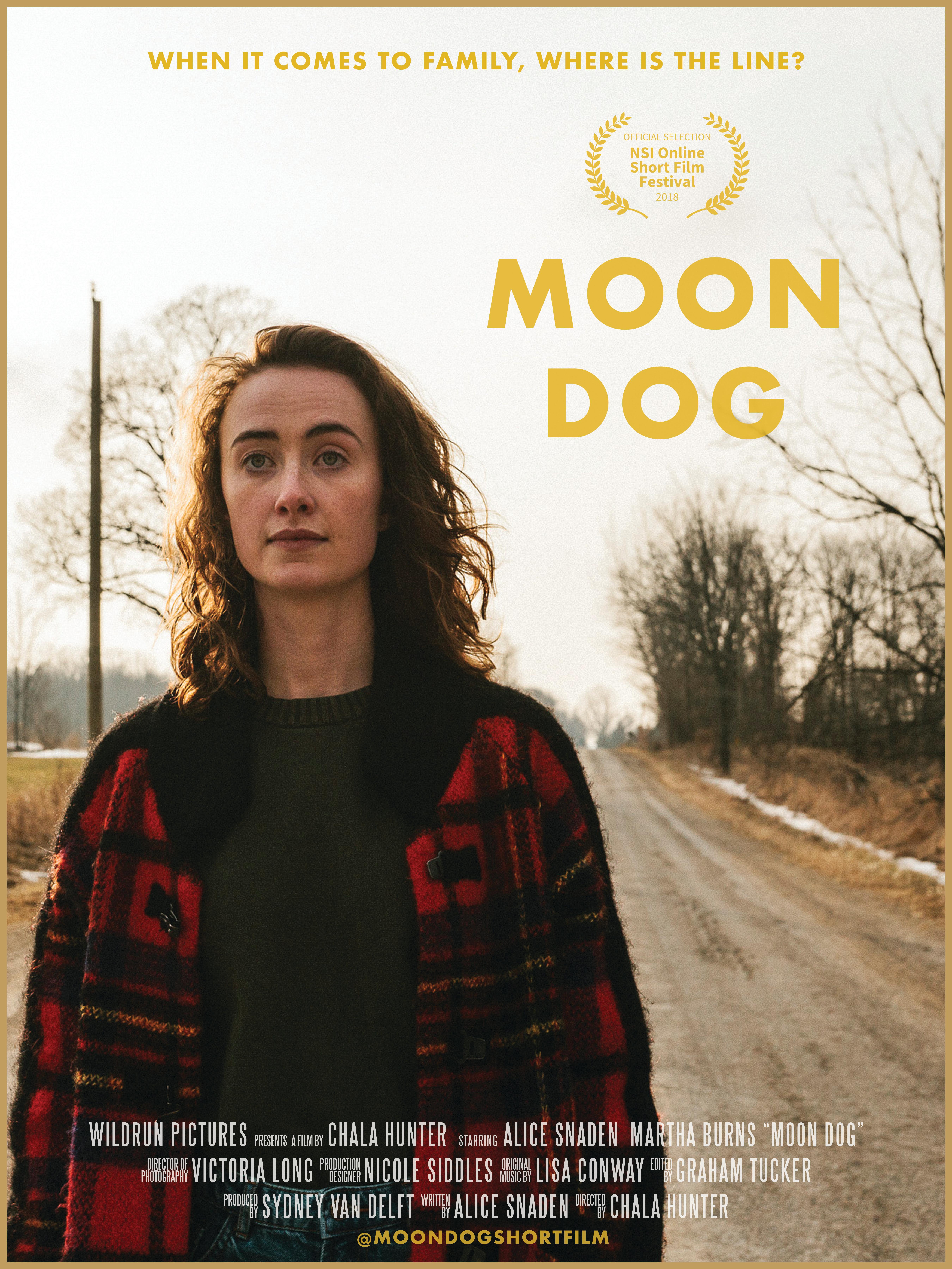 """""""Moon Dog"""" 2018"""