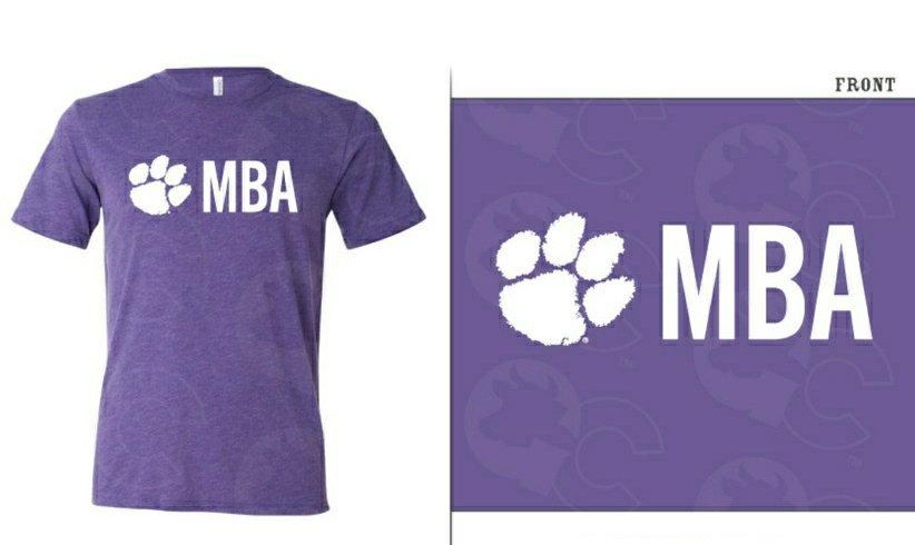 MBA Purple Shirt