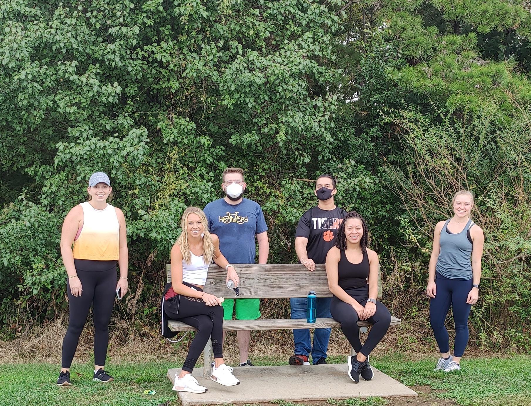 Conestee Hike 2020