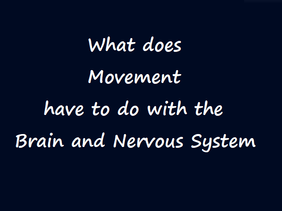 Leg Exercise Critical to Brain and Nervous System Health