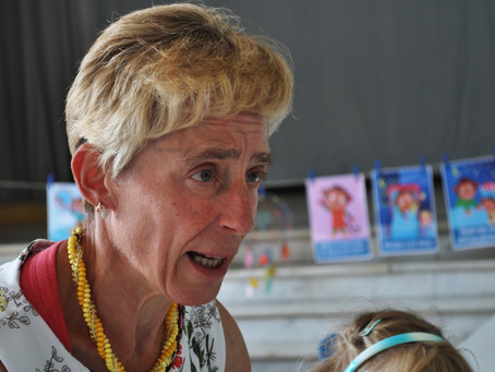 Anita Rasschaert: 'Mijn engagement is mijn brandstof.'