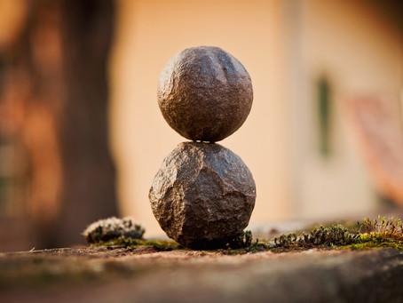 Opnieuw in balans
