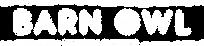 Barn Owl Garden Logo