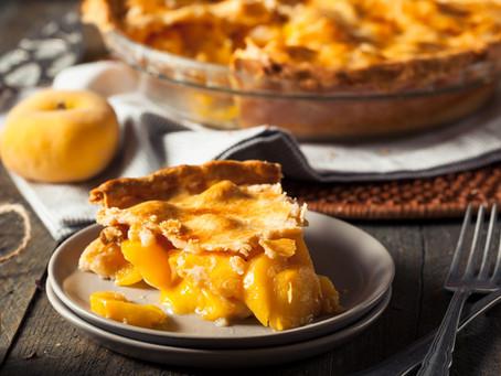 Aunt Sue's Peach Pie Recipe