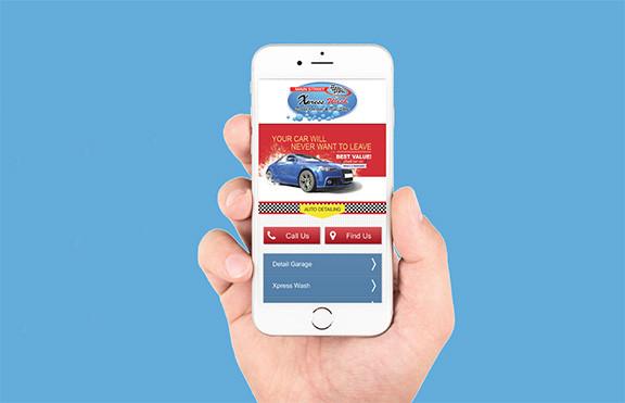 MaxGroup Business Menu-Driven Mobile Websites