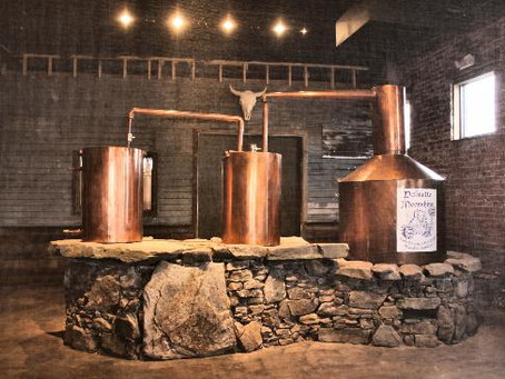 Prohibition And Moonshiners; A Rich History Behind Palmetto Distillery