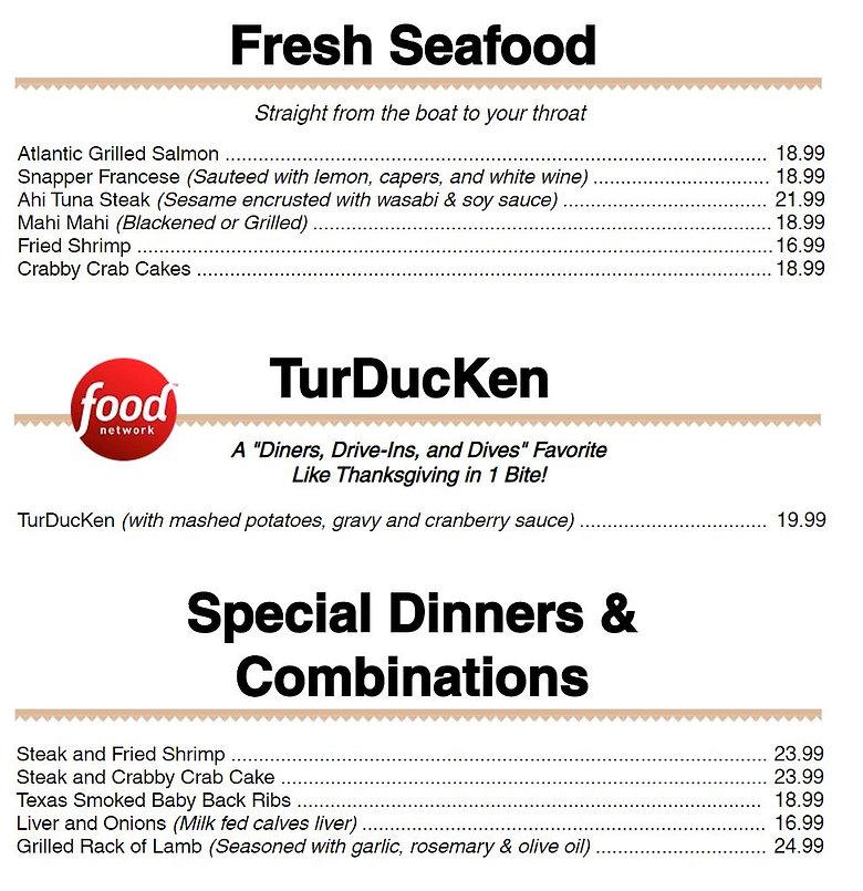 Dinner Menu Fresh Seafood.JPG