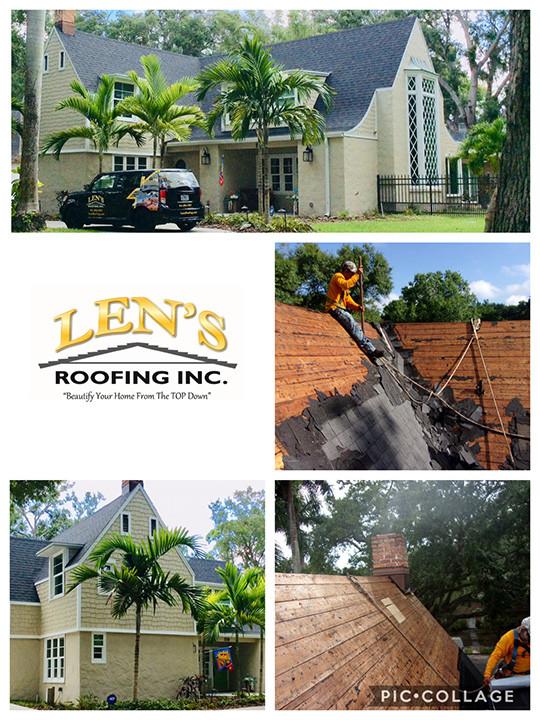 Len's Roofing, Inc.