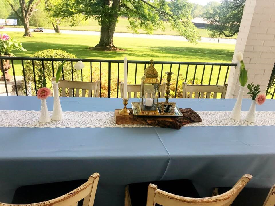Simple and Classy Bridal Shower