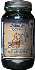 White Lightning Palmetto Moonshine
