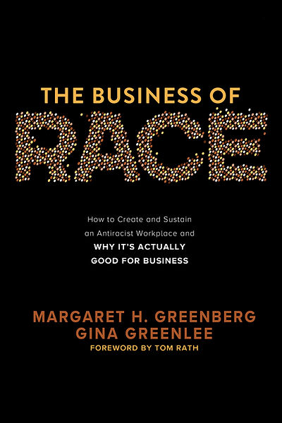 The Business of Race Book Cover