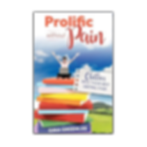 Prolific without Pain Book Cover