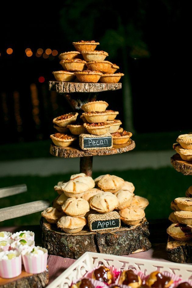 Wedding Min Pies