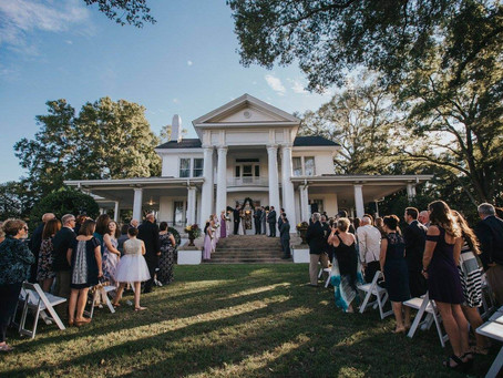 Why Book Your Next Event At Rocky River Plantation?