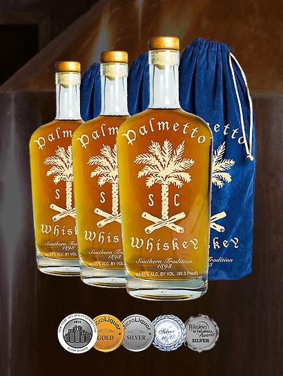 Palmetto Distillery Whiskey