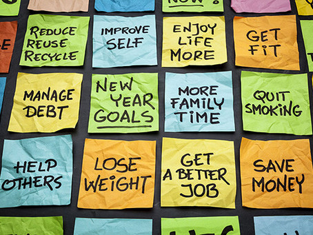 Why New Year's Resolutions Fail and How You Can Achieve Yours