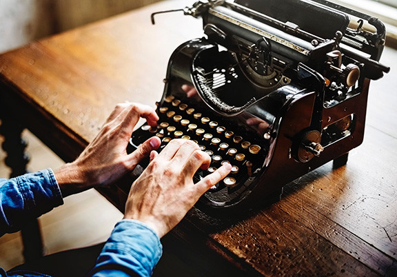 Old Typewritter