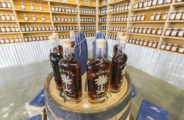 Palmetto Moonshine and Crafted Whiskey