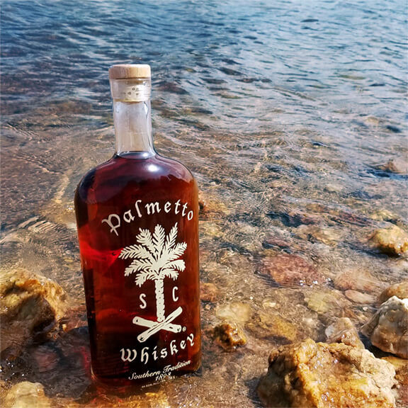 Palmetto Distillery Whiskey