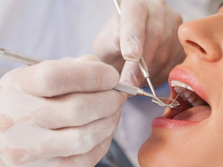 Premedication For Dental Appointments