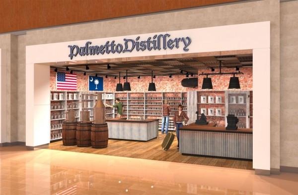 Palmetto Distillery Store