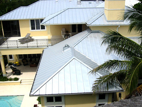 The Benefits Of Metal Roofing