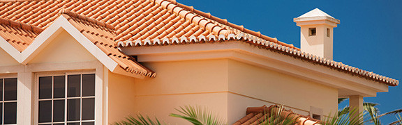 A Tile Roof on a Florida Home