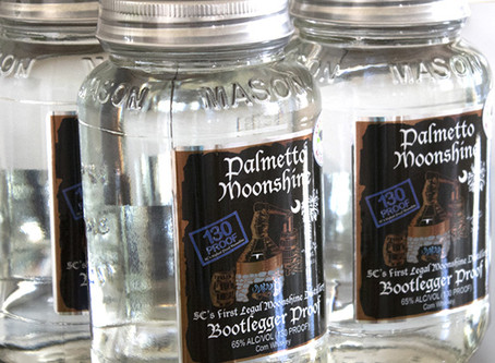 Using Sunshine To Distill Moonshine?