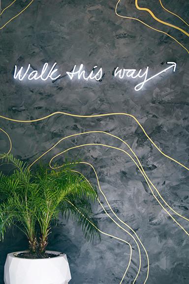 Walk This Way Artwork