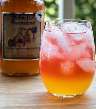 Southern Sunrise Drink