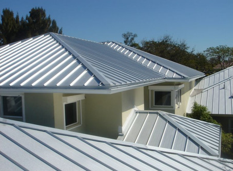 The Advantages Of Installing Metal Roofing On Your Home