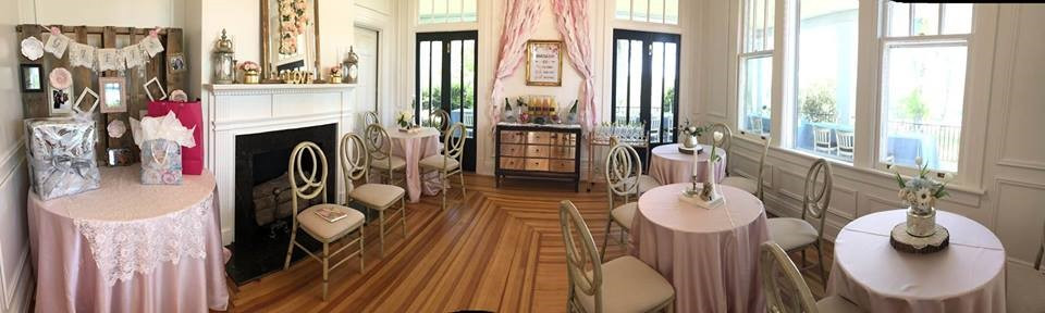 Beautiful Bridal Shower Room