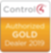 Control4 Authorized Gold Dealer Icon