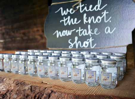 Moonshine At The Wedding Reception? You Betcha!
