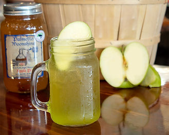 Granny Smith Apple Pie Drink