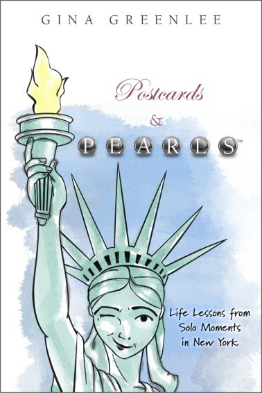 Postcards and Pearls Book