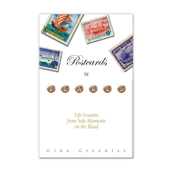 Postcards and Pearl on The Road Book