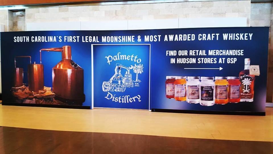 Palmetto Distillery Banner