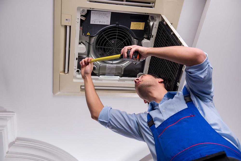 AC Repairman