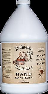 Palmetto Distillery Hand Sanitizer